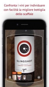 Screenshot Vivino app