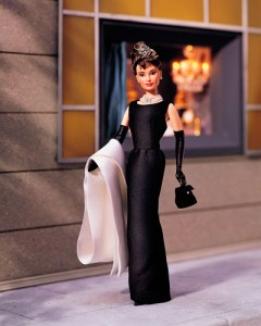 Barbie-as-Audrey-Hepburn,-1998